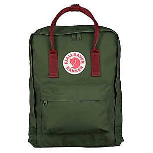 Mochila Kanken Forest Green Ox Mini