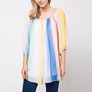 Blusa Recogida Colores
