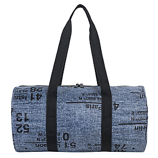 Bolso Packable Duffle Raven HS1025201162