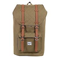 Mochila Little Am�rica Army Leather HS-1001400867