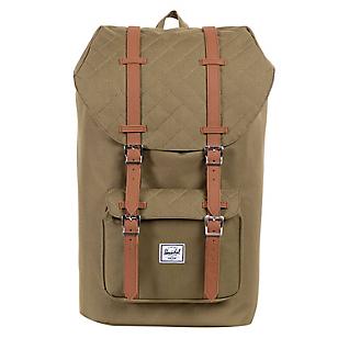 Mochila Little América Army Leather HS-1001400867