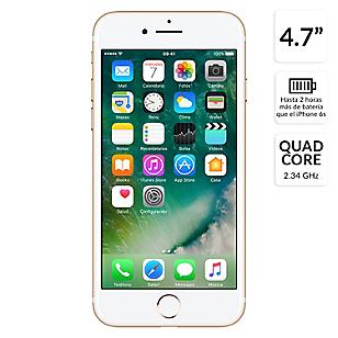 iPhone 7 128GB Gold Liberado
