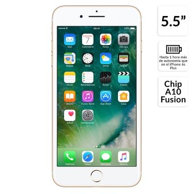 iPhone 7 Plus 32GB Gold Liberado