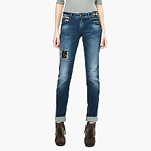 Jeans Focalizado Dark