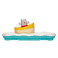 Juguete Musical Boat Toy