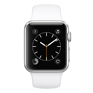 Watch S1 38 mm White