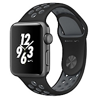 Watch Nike +  38 mm Black/Cool