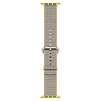 Correa Watch 38mm Yellow/Light Gray