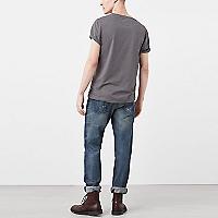 Camiseta Algodón Flamé Estampada