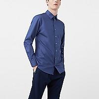 Camisa Slim Fit Textura
