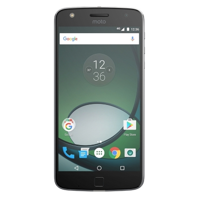Smartphone Moto Z Play Negro Liberado
