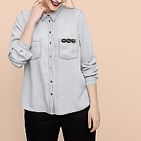 Camisa Denim Soft