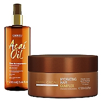 Set Tratamiento Capilar Máscara Hydrating Hair Complex + Acaí Oil