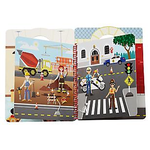Libro de Stickers Actividades y Profesiones