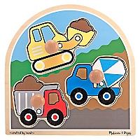 Jumbo Knob Puzzles Construction