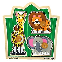Jungle Friends Jumbo K