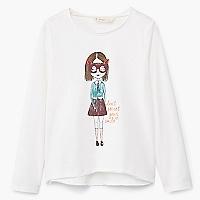 Camiseta Girly
