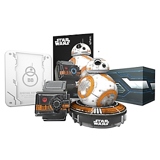 @StarWars-Battle Worn Droid BB8