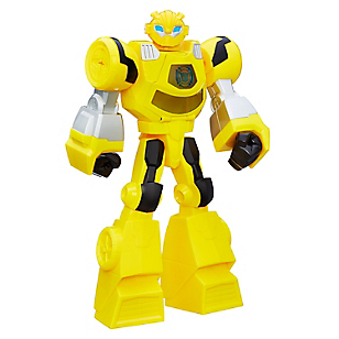 Figuras Play Héroes Bumblebe