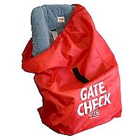Bolso Cobertor Rojo Silla de Auto