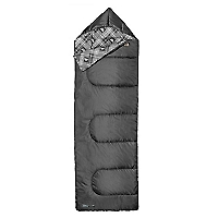 Saco de Dormir Couple XL D.Grey