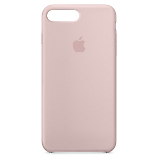 Carcasa iPhone 7 Plus Silicona Pink Sand