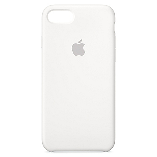 Carcasa iPhone 7 Silicona White