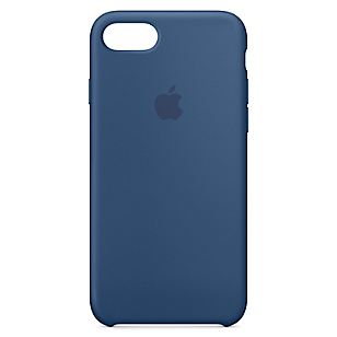 Carcasa iPhone 7 Silicona Ocean Blue
