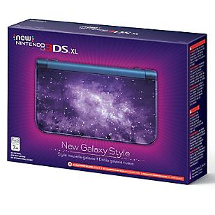 Consola HW 3DS XL New Galaxy