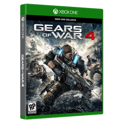 Juego Xbox One Gears of War 4