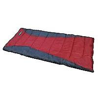 Saco de Dormir Estilo Envelope Rojo