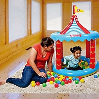 Circo Inflable Ball Pit