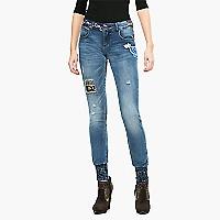 Jeans Jogger Focalizado