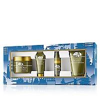 Set Crema Antiedad Plantscription FPS 25 Power Anti-Aging Cream + Plantscription Anti-Aging Power Sérum + Plantscription Anti-Aging Eye Cream + Plantscription Anti-Aging Cleanser