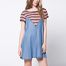 Vestido Denim Mini