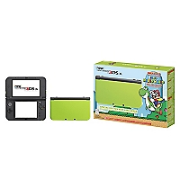 Consola 3DS XL New Lime Green