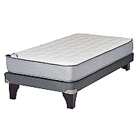 Cama Europea Therapedic 1,5 Plazas BN