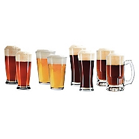 Juego 8 Vasos Cerveceros Barware