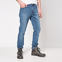 Jeans Hombre 5 Bolsillos 210MBW