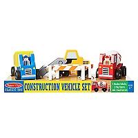 Set Autos de Construcción
