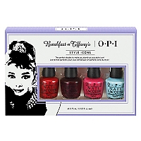 Set 4 Esmaltes de Uñas Mini