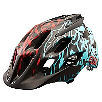 Casco Flux Cauz Azul