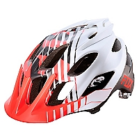 Casco Flux Savant Rojo
