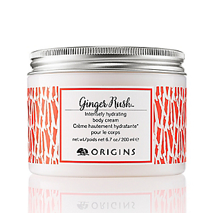 Hidratante Ginger Rush Intensely Hydrating Body Cream