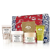 Set Crema Antiedad Comfort Mood Body Souffle + Comfort Mood Hand Lotion + Drink up Intensive Overnight Mask
