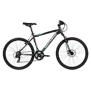 Bicicleta Aro 26 Raptor Gris