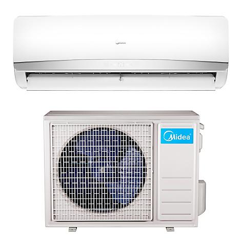 Midea aire acondicionado split 12000 btu for Aire acondicionado 12000 frigorias