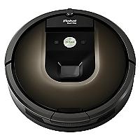 Aspiradora Roomba 980 Negro