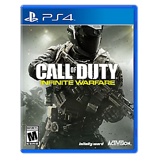 Juego Call of Duty Infinite Warfare PS4