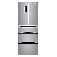 Refrigerador No Frost 406 lt Silver GB40MDP